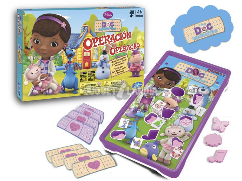 Operación doctora juguetes