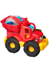 Megabloks Tractor Transformable