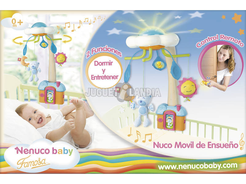 Nenuco Baby Movil Musical con radio control