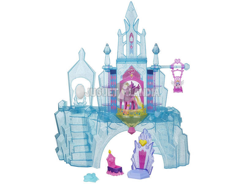 My Little Pony Castillo De Cristal