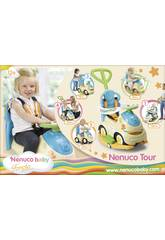 Nenuco Baby 5 en 1 Nuco Tour Correpasillos