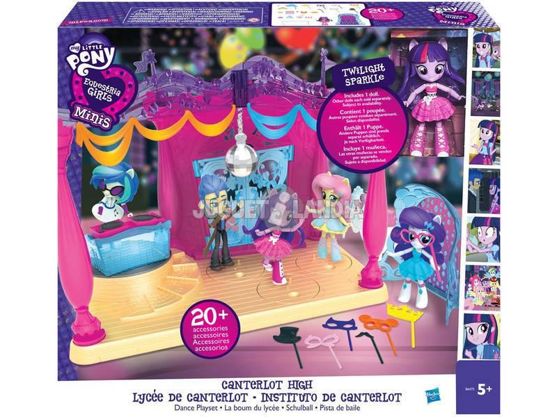 MLP Equestria Girls Minis La Discoteca