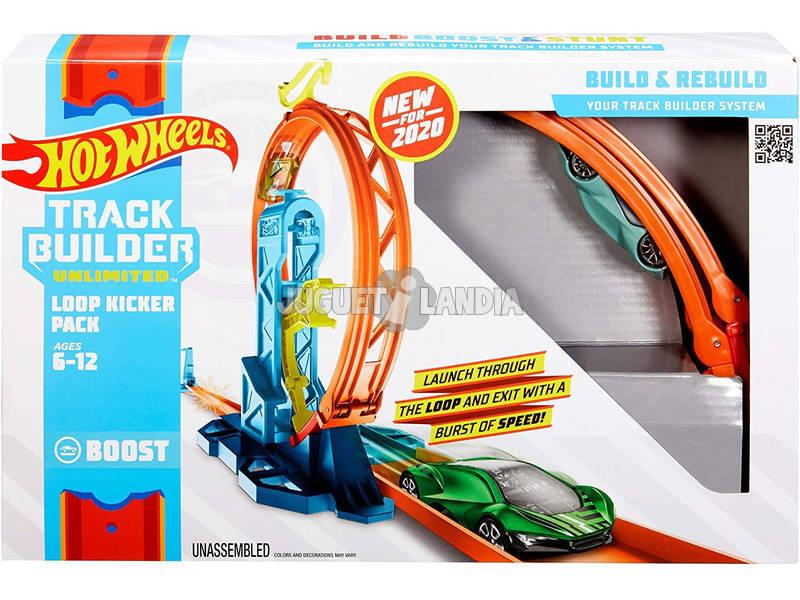 Hot Wheels Builder Pack Propulsor de Looping Mattel GLC90