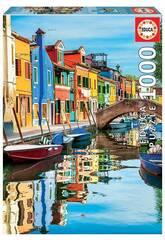 Puzzle 1000 Burano Educa 19023
