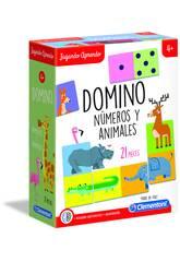 imagen Dominó De Los Animales Clementoni 55314