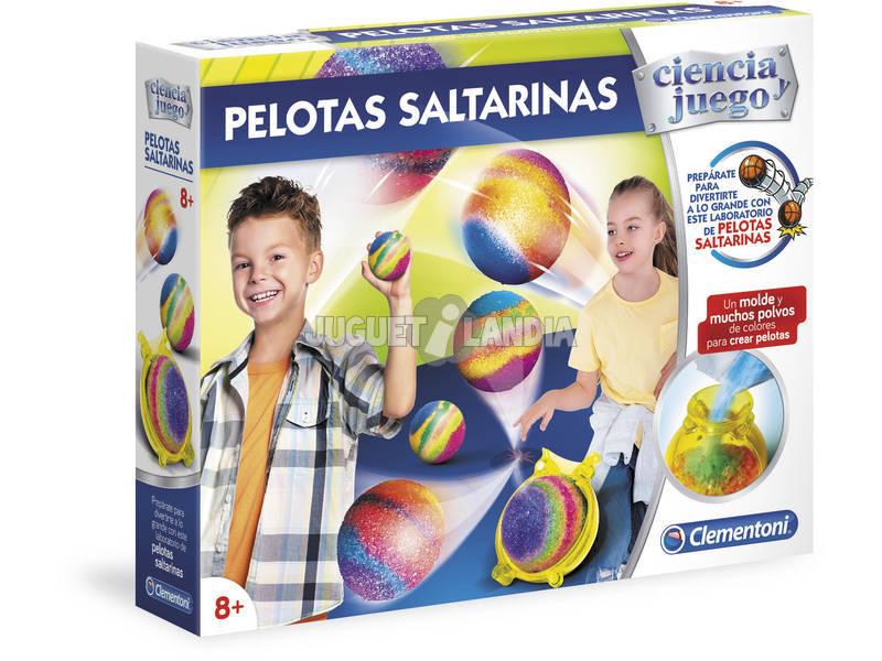 Pelotas Saltarinas Clementoni 55286