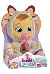 Poupée Cindy Bébés Pleureurs IMC Toys 92587