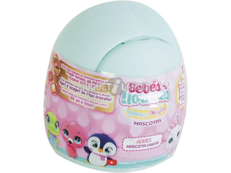 Bébé Pleureur Petite Maison avec Mascotte Surprise IMC Toys 91085