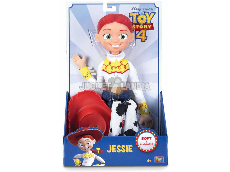 Toy Story 4 Collection Jessie La Cow-girl Bizak 61234112