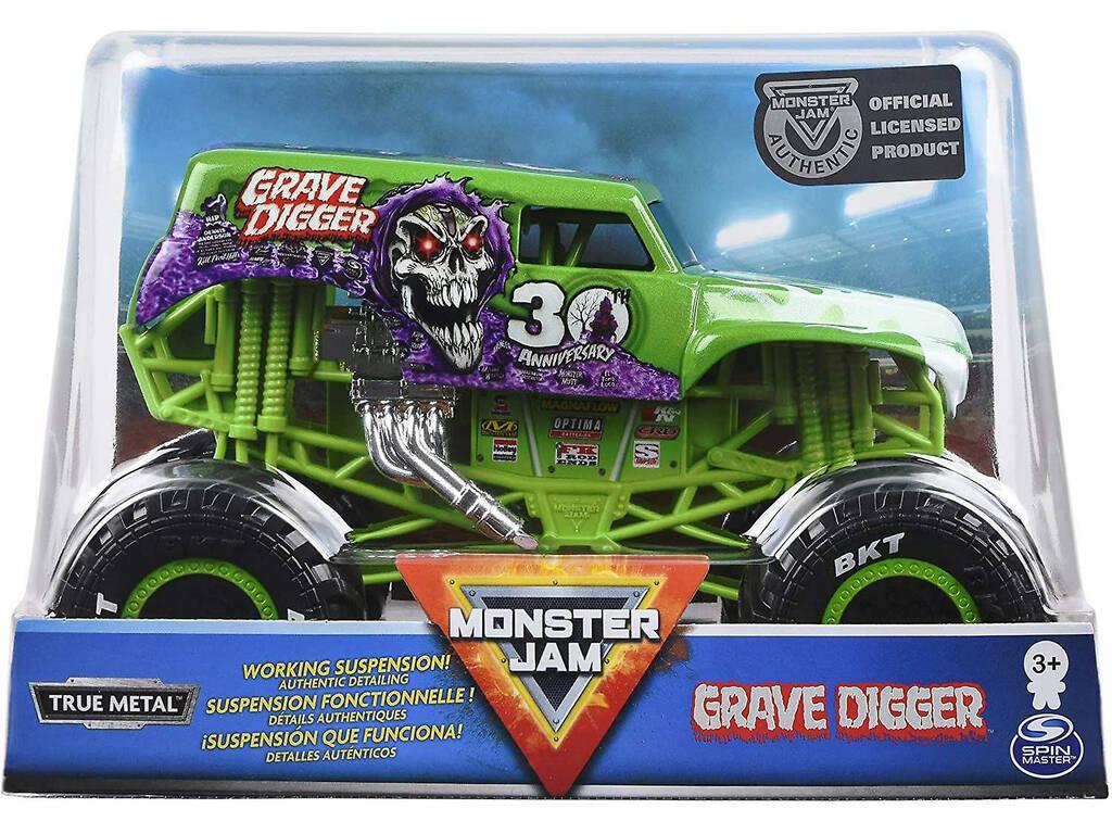 Monster Jam Veículo Diecast 1:24 Bizak 6192 5870