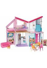 Barbie Casa Malibú con Accesorios Mattel FXG57
