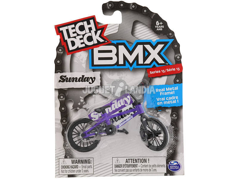 Tech Deck BMX Series 11 Bizak 61929866