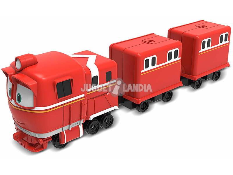 Robô Trains veículo de luxo Bizak 62000192