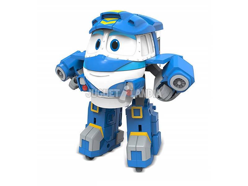 Robot Trains Megarobot Transformable Kay Bizak 6200 0177