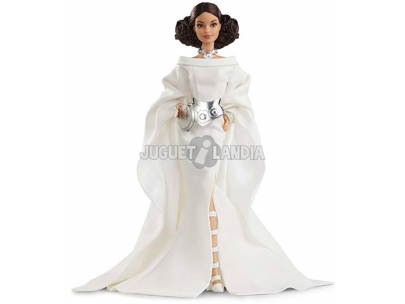 Barbie Colección Star Wars Princesa Leia Mattel GHT78