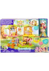 Enchantimals Super Café De La Selva Mágica Mattel GNC57