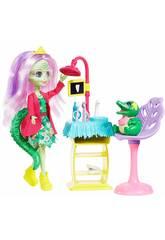 Enchantimals Vamos Ao Dentista Mattel GFN55