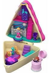Polly Pocket Coffre Gâteau d'Anniversaire Mattel GFM49