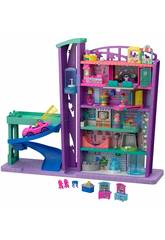 Polly Pocket Pollyville Centre Commercial Mattel GFP89