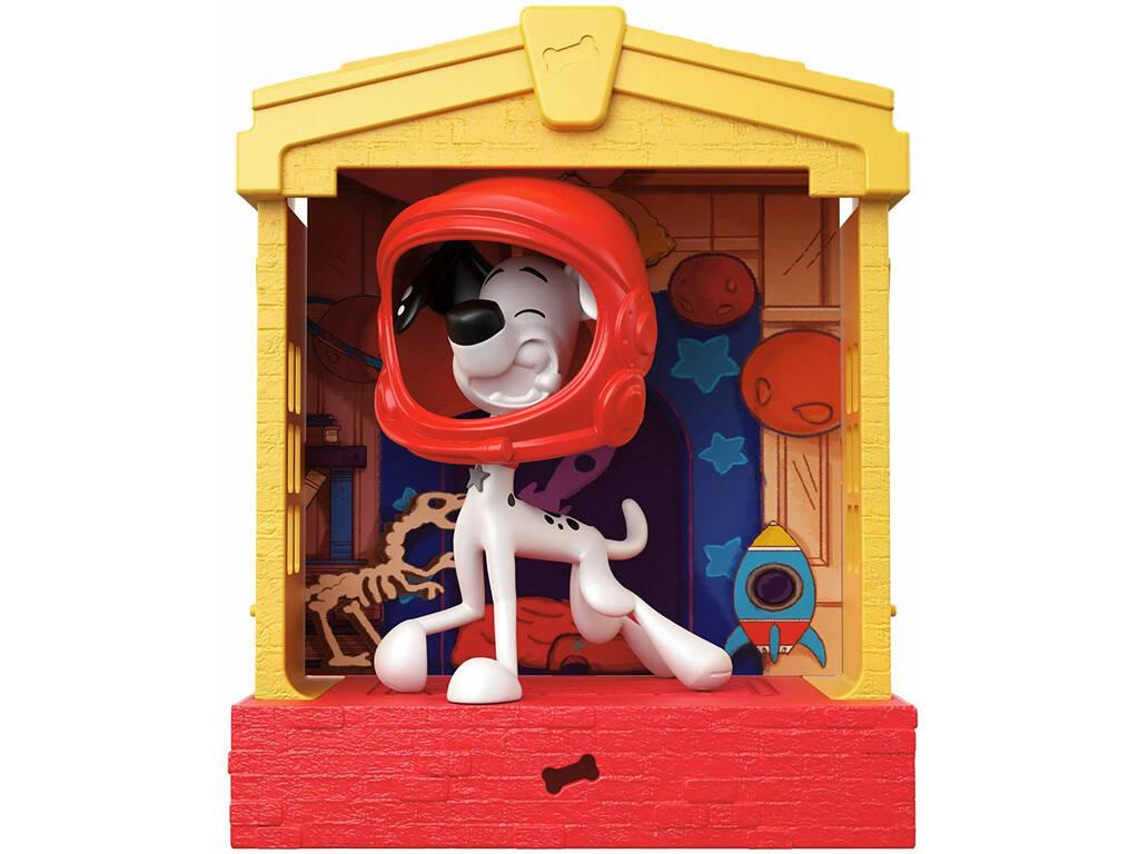 101 Dálmatas Casita Con Figura Mattel GBM26