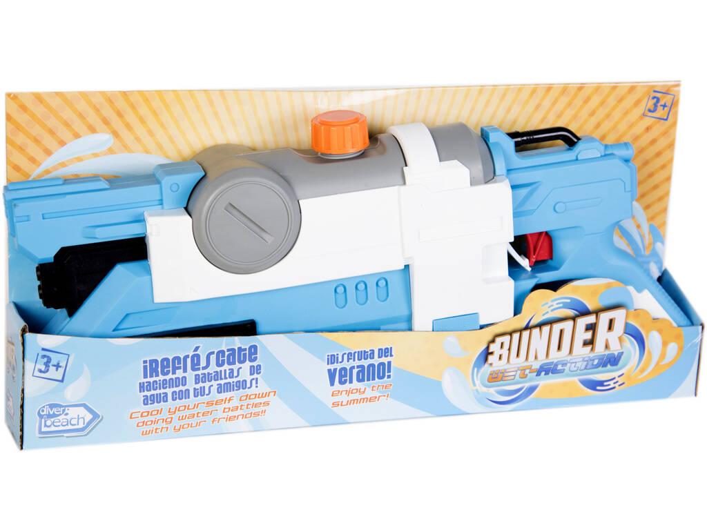 Lanzador Agua 42 cm.con Gatillo