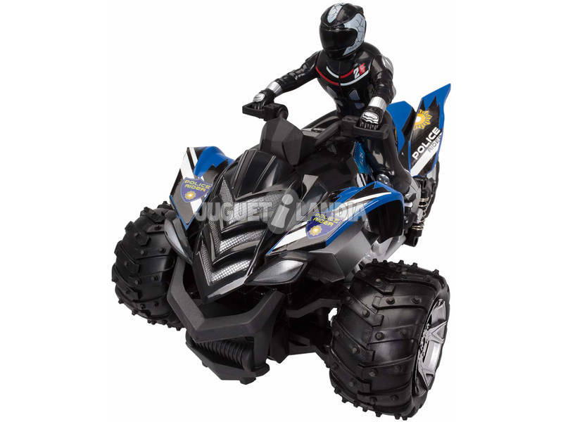 Radio Control 1:12 Police Rider World Brands XT180832