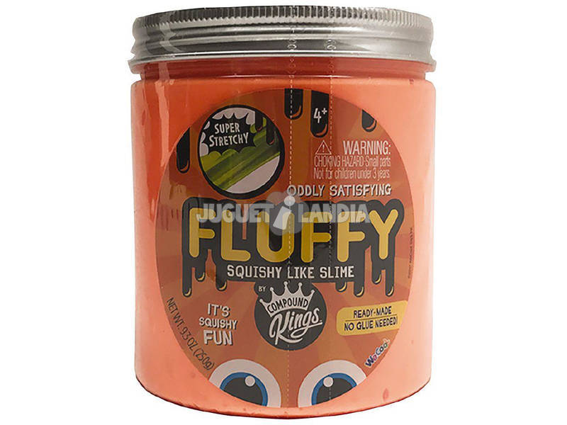 Slime Fluffy 265 g. World Brands 80844