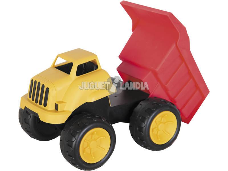Veículo construção Caminhão basculante 22 cm.