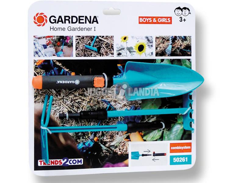 Pack Jardim Gardena Home Gardener I Fábrica de Brinquedos 89129
