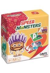 imagen Juego Speed Monsters Cayro 7018