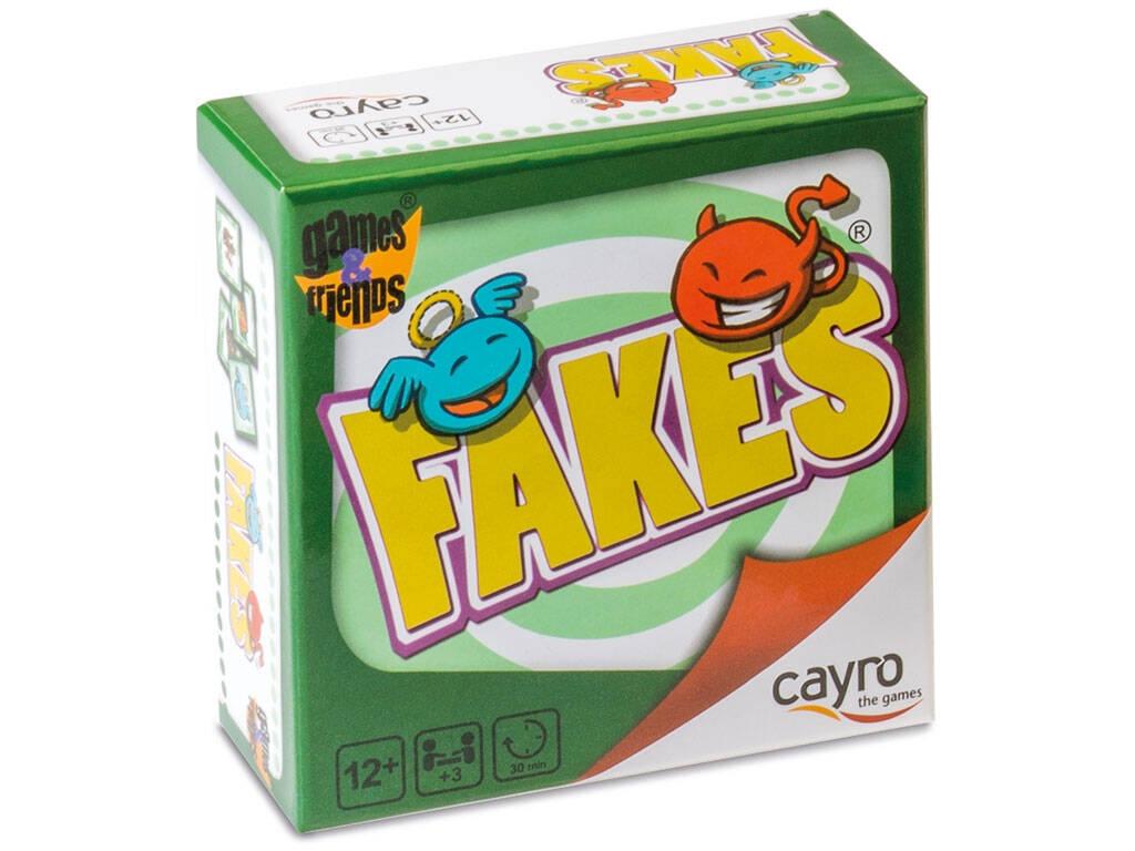 Juego Fakes Cayro 7005
