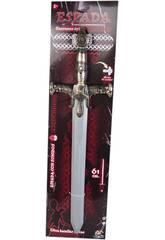 imagen Espada Guerreros Épicos 61 cm. con Sonidos