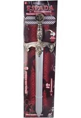 imagen Espada Dorada Guerreros Épicos 61 cm. con Sonidos
