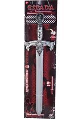 imagen Espada Gris Guerreros Épicos 61 cm. con Sonidos