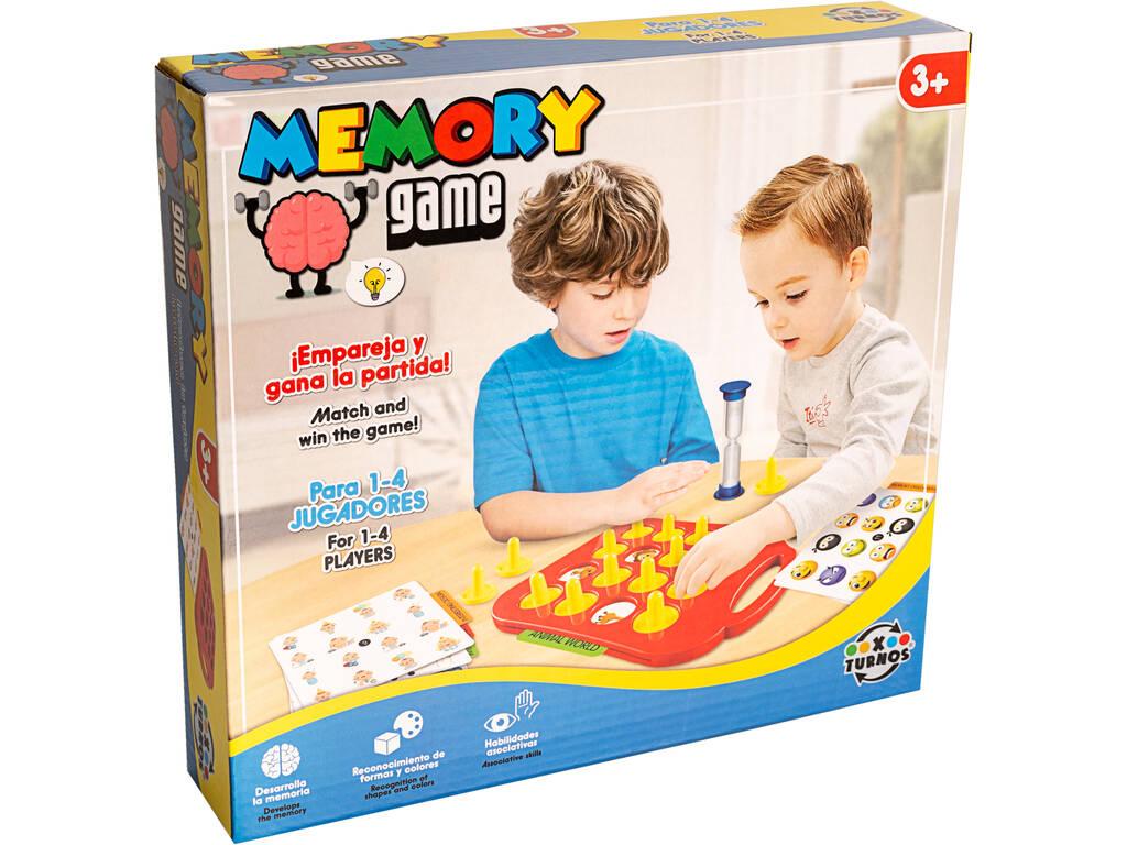 Juego Puzzle Memory Game