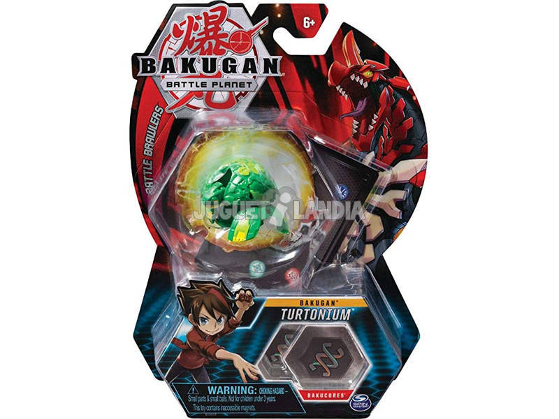 Bakugan Core Bakugan Bizak 6192 4422