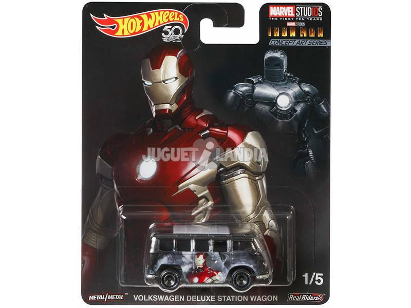 Hot Wheels Vehículo Pop Culture Mattel DLB45