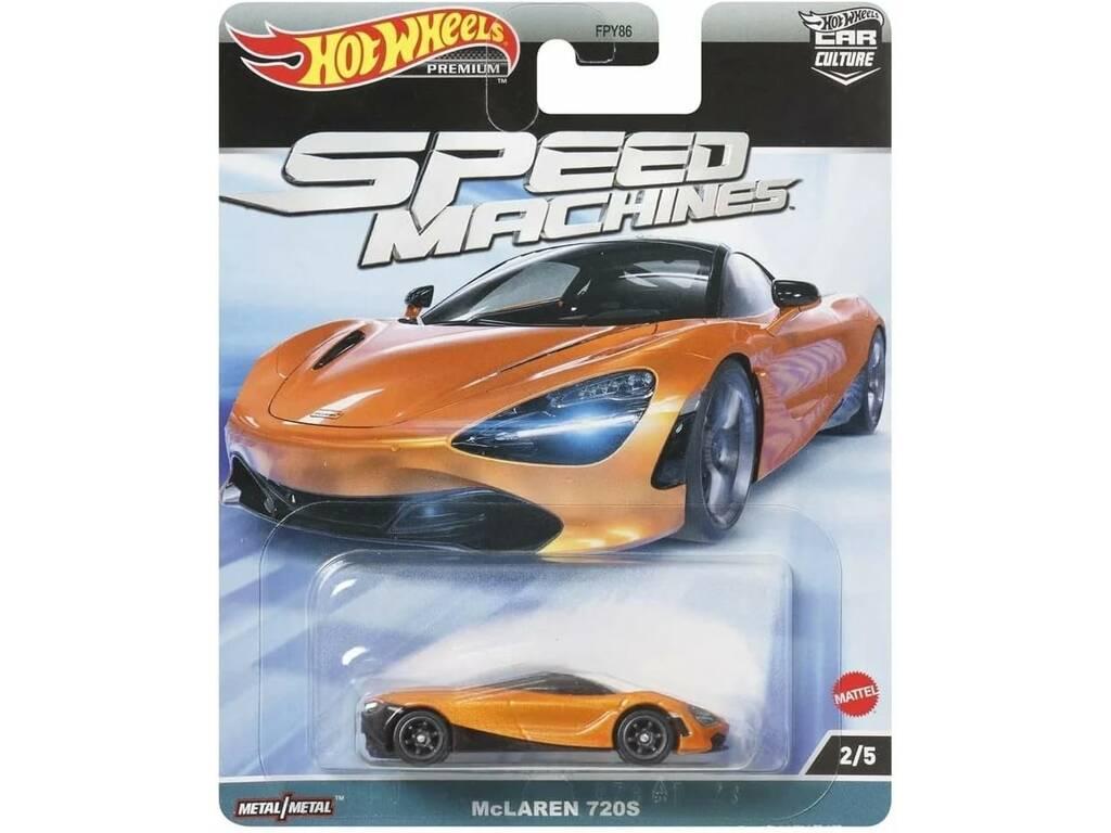 Hot Wheels Vehículo Car Culture Mattel FPY86