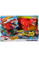 Hot Wheels T-Rex Rampage Mattel GFH