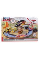Cars Super Piste De Vitesse Couses en Radiator Springs Mattel GGL47