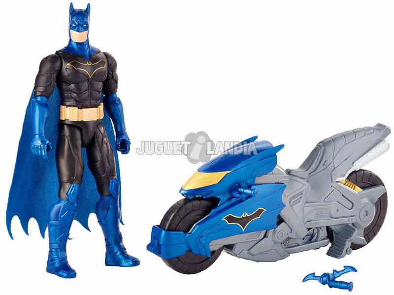 Batman Figura 30 cm. com Batmota Mattel FVY27