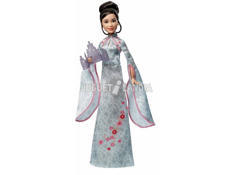 Harry Potter Muñeca Cho Chang Baile De Navidad Mattel GFG16