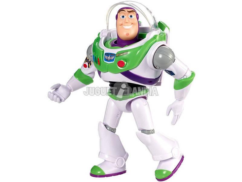 Toy Story 4 Figura Buzz Con Visor Mattel GGP60
