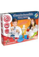 Science Étonnante Physique et Chimie Science4you 60866