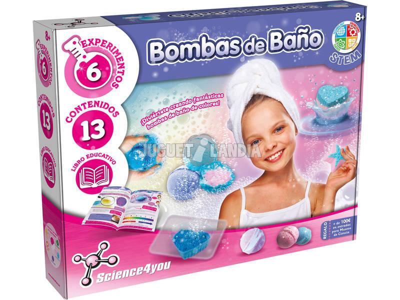 Bombas de Banho Science4you 60863