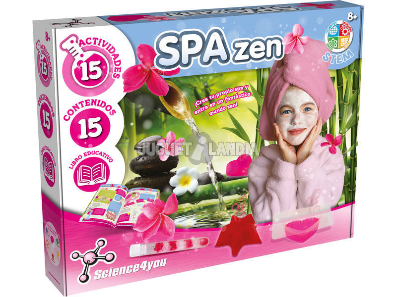 SPA Zen Science4you 60871