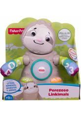 Fisher Price Bicho Preguiça Linkimals Mattel GHY88