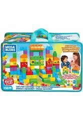 Megabloks Vamos a Aprender 150 Piezas Mattel FVJ49