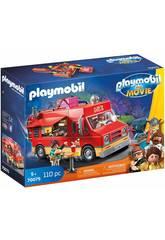 Playmobil The Movie Essen Truck von Del 70075