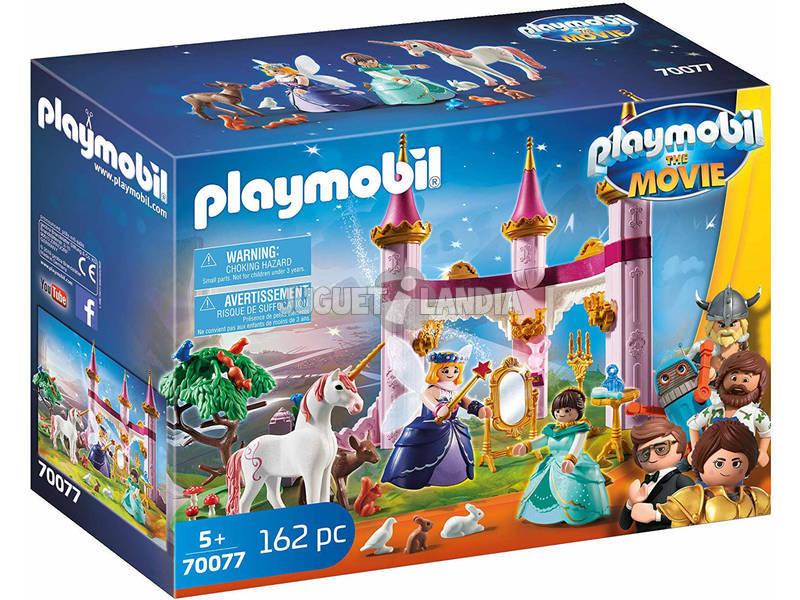 Playmobil The Movie Marla no Palácio do Conto de Fadas 70077